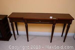 Sofa Table C