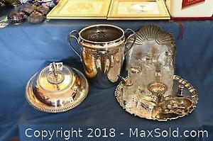 Silver Plate And More A