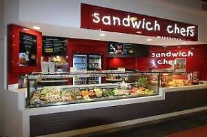 Food/Hospitality business for sale ( Sandwich Chefs)