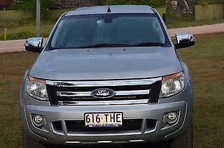 2014 Ford Ranger Ute with matching Canopy