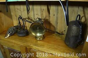 Vintage Metal Collector Pieces B