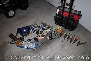 Tool Bag And Hand Tools - A