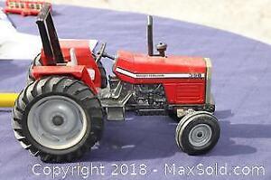 Massey Ferguson Red 398 Tractor - A