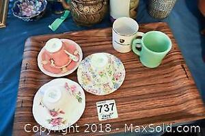 Teacup And Mugs C