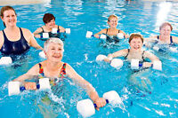 Gentle Water Exercise Classes For Seniors