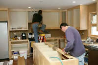 FINISH / RENOVATION CARPENTERS - WEEKLY PAY - IMMEDIATE START