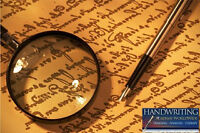 Handwriting Analysis for Business or Personal