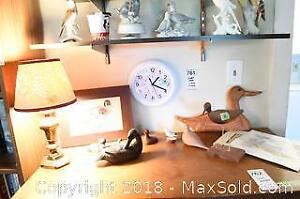Duck Decor, Lamp, and More A