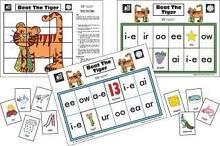 Beat the Tiger Phonics Desk Game. Joondalup Joondalup Area Preview