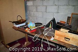 MCM Lamps And Collectables - A