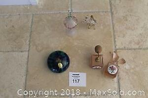 perfume bottles and more