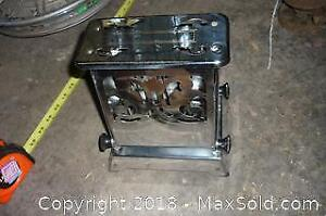 Antique 2 slice toaster for display only-A