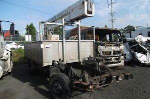 Ewp (mounted truck ) nifty lift (NL 125 kF ewp Bringelly Camden Area Preview