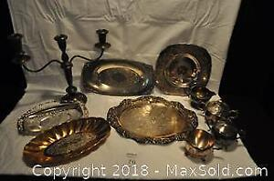 Silver Plate and more