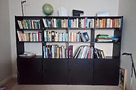 Bookshelves (Habitat)