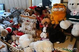 Stuffed Animals B