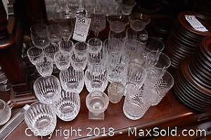 Waterford Crystal And More- A