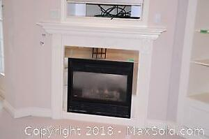 Fireplace Mantle-C