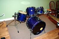 Yamaha Beech Custom kit