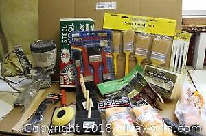 """Paint Sprayer (electric) and Painting Supplies Pick up in Time-slot """"A"""""""