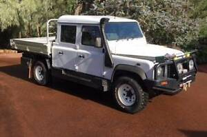 2010 Land Rover Defender Ute Subiaco Subiaco Area Preview