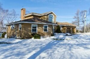 Executive home for rent in Rothesay's K-Park