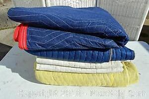 Used Packing Blankets