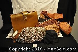 Handwoven bags and more