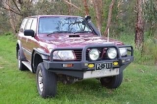 2000 GU Nissan Patrol Wagon 3.0 td Wantirna South Knox Area Preview