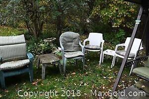 Outdoor Furniture D