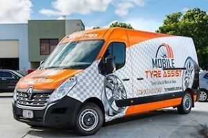 Mobile Tyre Assist  - Tyres Fitted At Home or Work Brunswick Heads Byron Area Preview