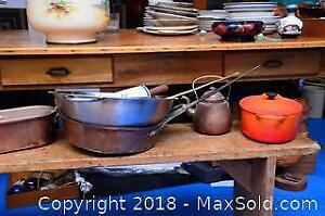 Le Creuset And Kitchenware- A