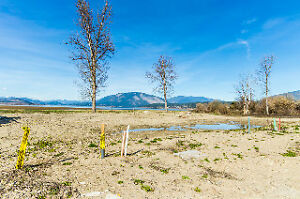 Salmon Arm - Lakefront Building Lot in Adult Community