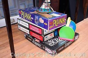 Vintage 1960's Toys and Games A