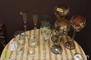 Glassware And Decor A