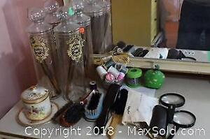 Brushes, Incense, Glasses, and More A