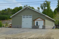 22 Bickley Country Drive, Huntsville SHOP ON 1 ACRE, Huntsville
