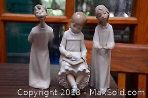 Lladro And Nao- A