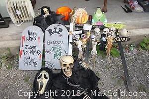 Halloween Lot - A