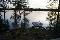 Waterfront Cottage Crystal Lake 2 1/2 hour drive from Toronto