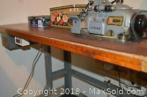 Sewing Machine C