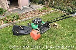 Lawn Mower A