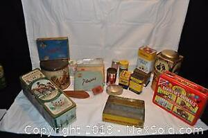 Collector Tins and more