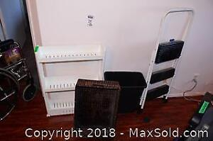 Home Storage And Step Ladder B