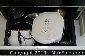 Pots Pans And Appliances B