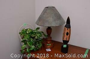 Lamp And Decor A