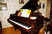 PRIVATE PIANO LESSONS RCM INSTRUCTOR  music lessons