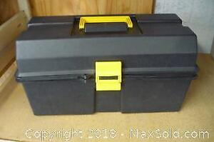 Toolbox with Contents - A