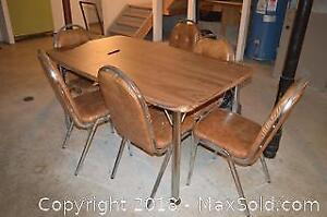 Table And Chairs C