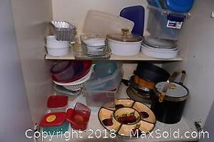 French White Corning Ware And More B